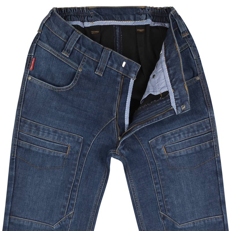 Thermal Stretch Jeans Regular Fit 8