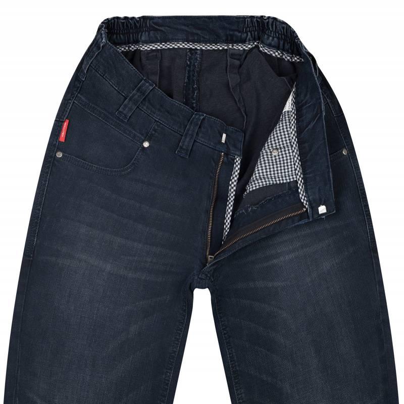 Regular-Fit Jeans - Stretch-Denim