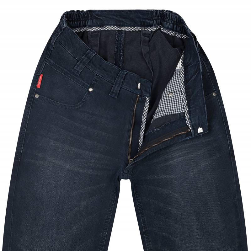 Regular-fit jeans from stretch denim 56