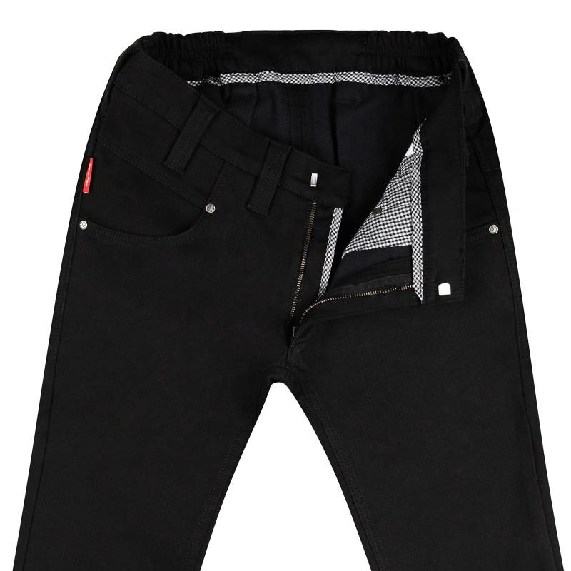 Regular-Fit  Jeans Stretch-Denim