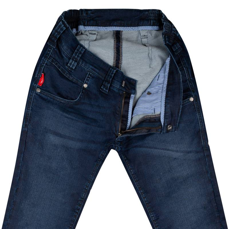 Extra Slim-Fit Jeans with Jogg-Denim