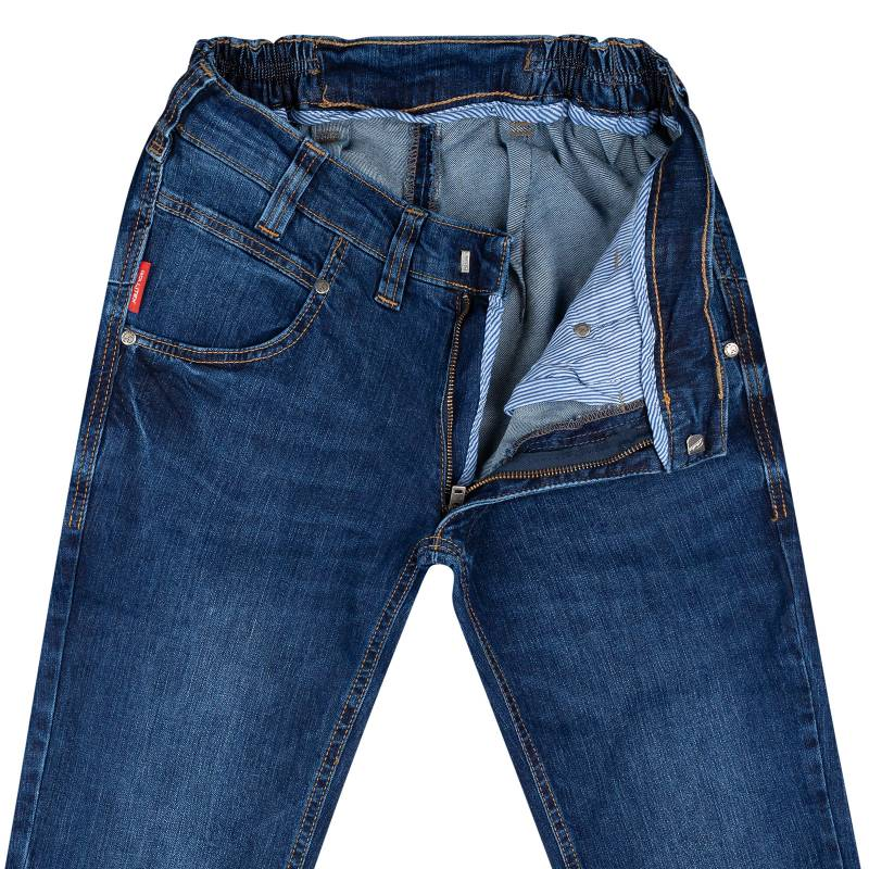 Regular-fit jeans from stretch denim 46