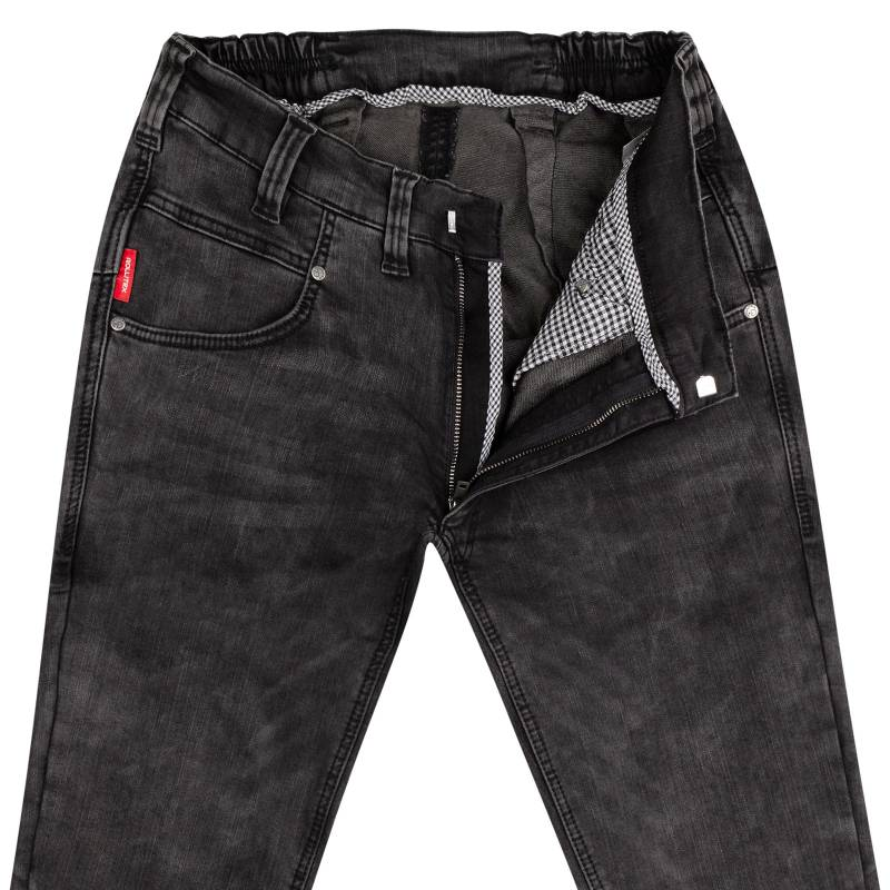 Thermo Slim-Fit Jeans with stretch denim
