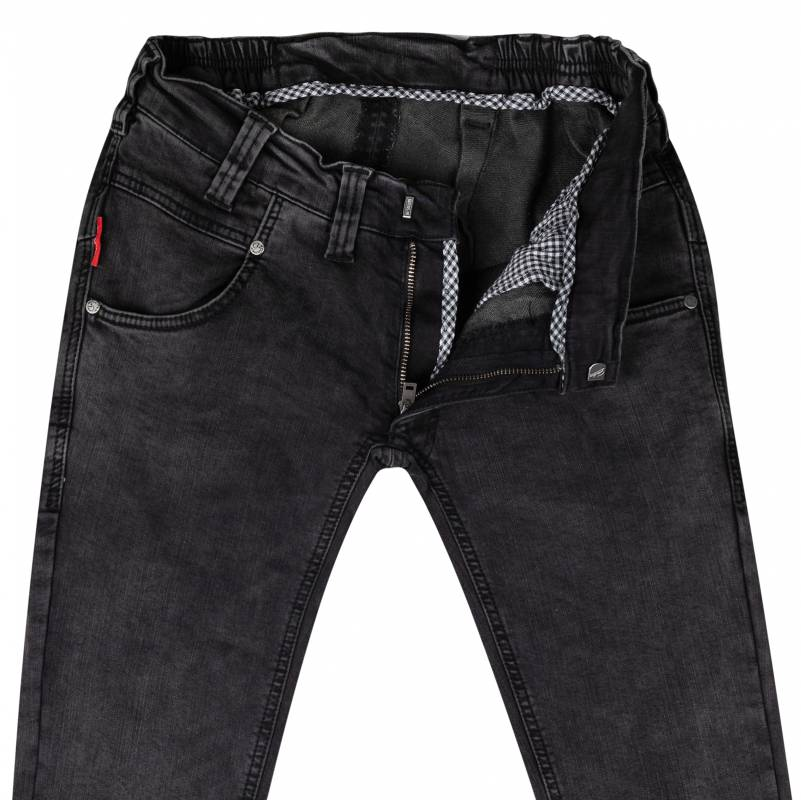 Thermo Extra Slim-Fit Jeans with Stretch-Denim