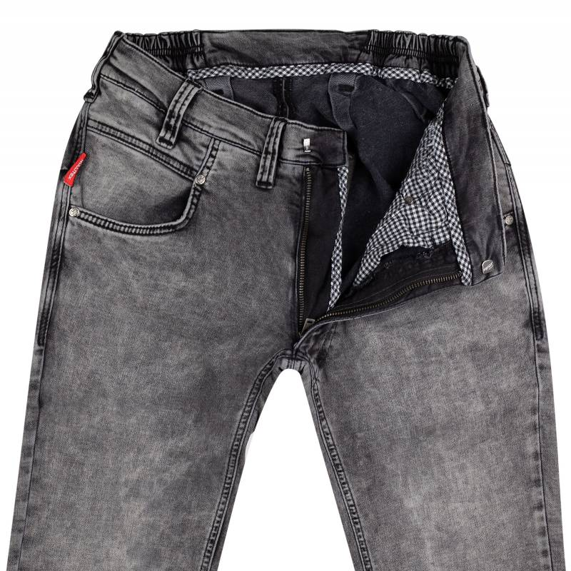 Extra Slim-Fit Jeans with Jogg-Denim 48