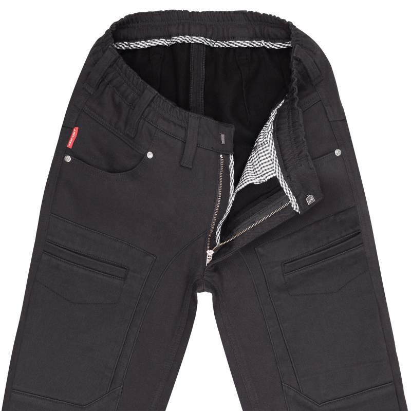 Thermal Gabardine Slip Jeans N-12 M