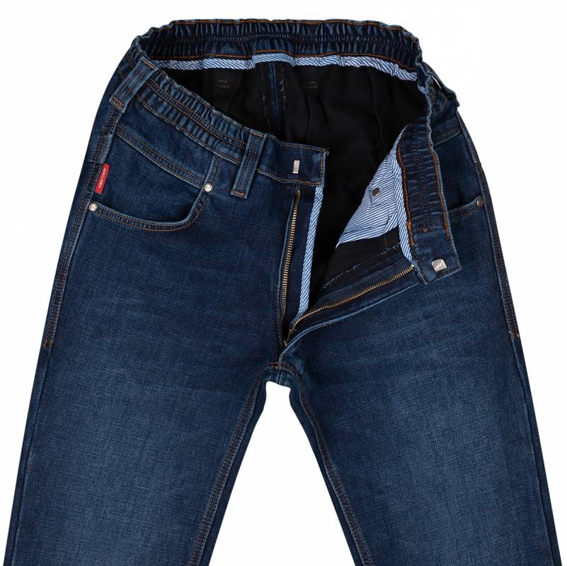 Thermal Schlupfjeans Blue Rodeo