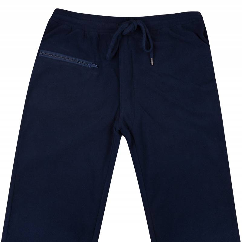 Fleece Trousers - Navy