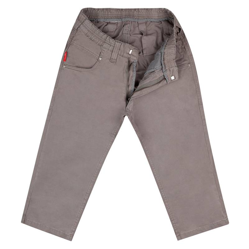 Chino-shorts in stretch satin M
