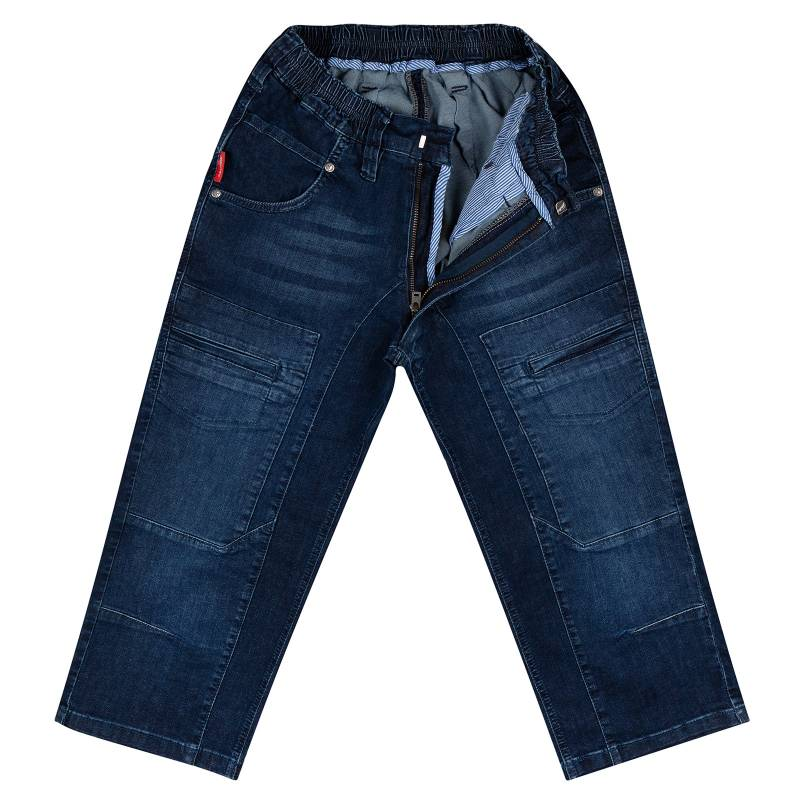 Stretch-Jeans Short