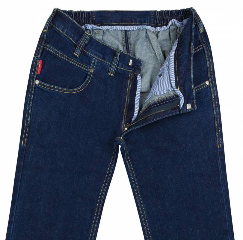 Stretch-Jeans Slim-Fit 56