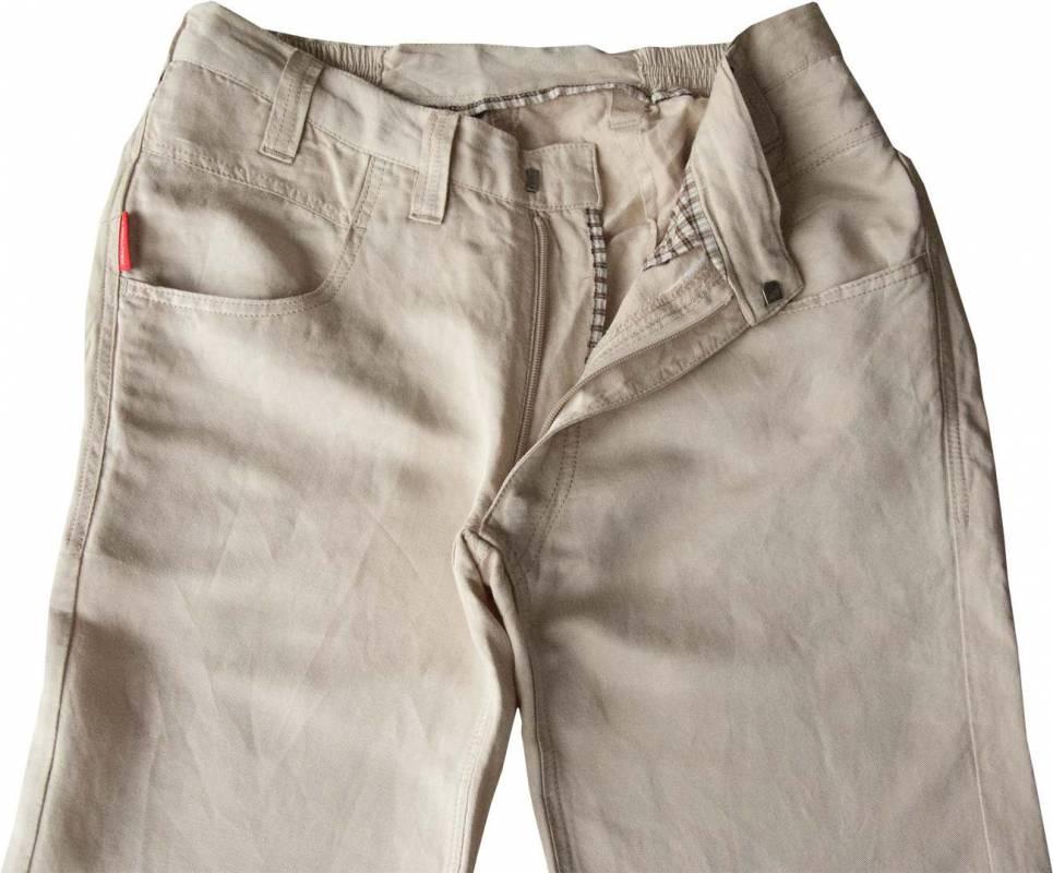 Men's Linen/Viscose Trousers N-12
