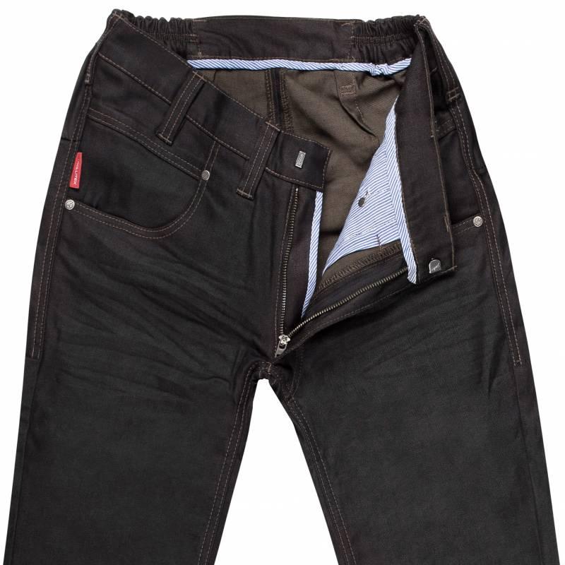 Savvy Brown Stretch Jeans N-8 48