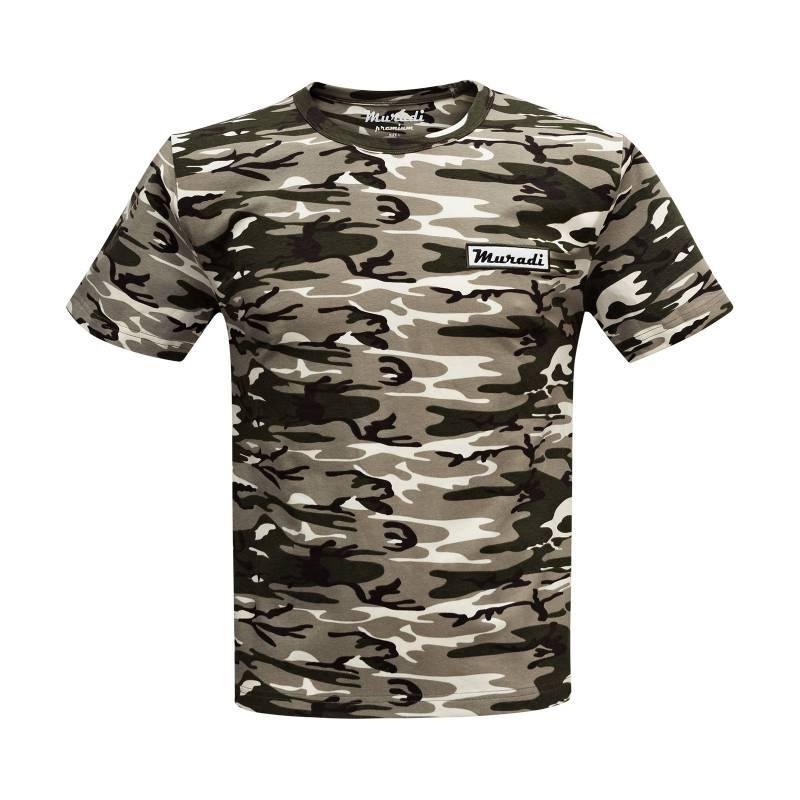 Muradi Designer Camouflage T-Shirt
