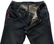 Dark Blue Stretch Jeans E-12 60