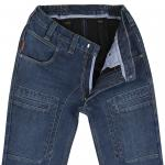 Thermo Stretch Jeans E-8