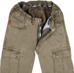 Khaki Cargo Pants N-12 S