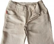 Men's Linen/Viscose Trousers N-12